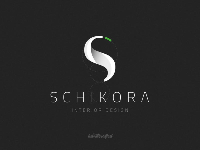 Schikora - Logoscribble logoinspiration design branding screendesign logo