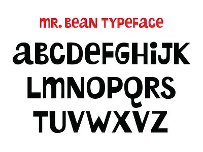 Mr. Bean Typeface vrn-dribbble-sd free typeface