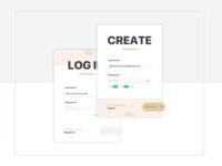 Log in / Create Account