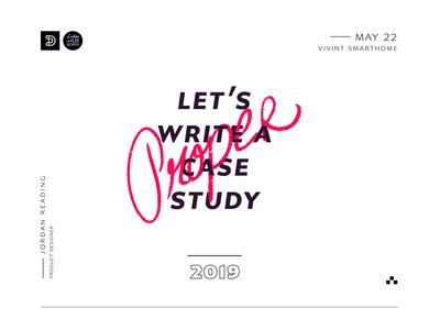 """Let's Write a """"Proper"""" Case Study"""