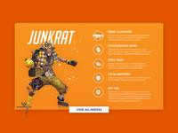 Overwatch Junkrat