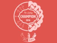 Pi Day Champion