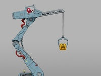 Crane 'N Bots