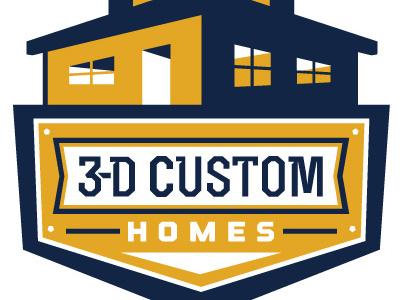 Client Logo in progress construction brand badge logo illustration work in progress clean building homes client