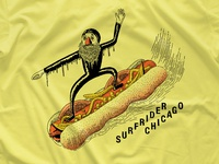 Surfrider Chicago T-shirt