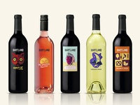 Hartland Wine Bottles