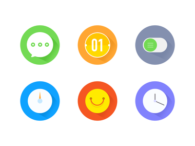 Icons For Watch