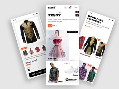 Web Design - Designer website mobile mobile ui mobile web mobile app design