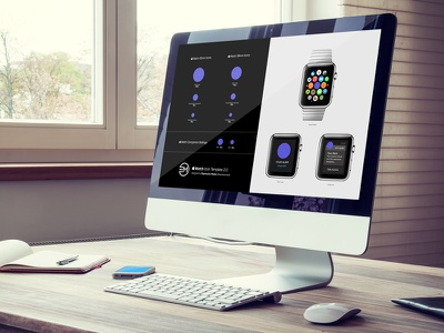 Apple Watch Icon Template 2.0 apple watch icon template psd photoshop download free