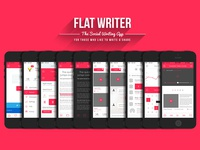 Flat Writer - Can this be done?