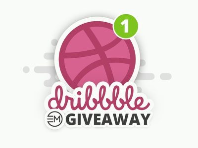 Dribbble Invite Giveaway facebook expressivemedia giveaway invite dribbble