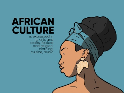 african culture handraw illustration vector ui simple design julian opie handdraw african illustration design illustrations