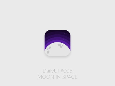 Daily UI #005 - App icon daily ui 005 daily ui dailyui daily app minimal flat icon branding logo uxui uidesign ui design