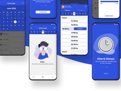 UX/UI | MyTurn App ux  ui uxdesign ux uxui uidesign ui design app