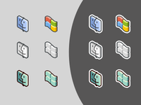 144 Set Bonus Icons