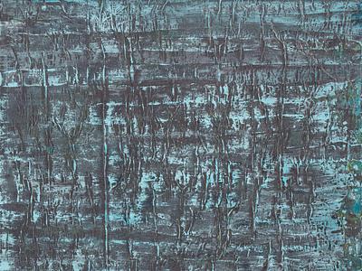 struktura nr 11 abstract art painting illustration