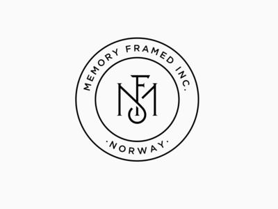 Memory Framed Badge