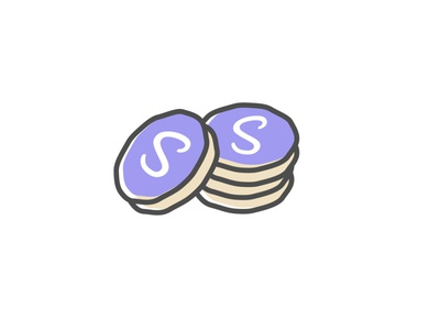Stamped Sweets Icon