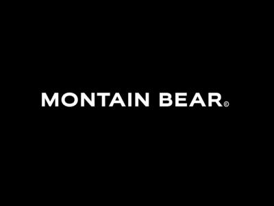 Montain Bear Logotype