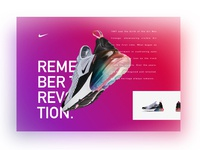 Remember the revolution - Nike Air 70