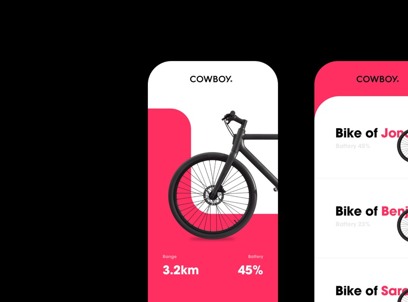 Cowboy App Concept
