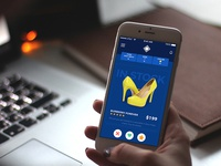 Tinder-style Ecommerce Mobile App