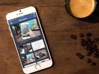 Facebook Stream Client App