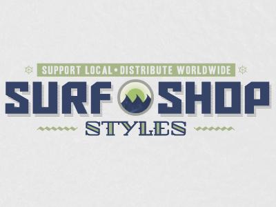 Surf Shop Styles