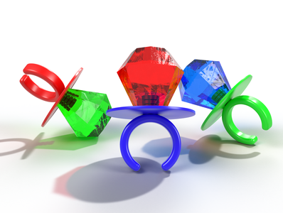 The (Ring Pop) Rendering