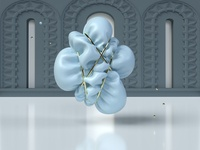 003. Blueberry Sky [Cloth Series]