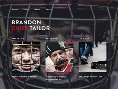Brandon News images structure color digital site
