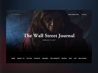 The Wall Street Journal. Concept