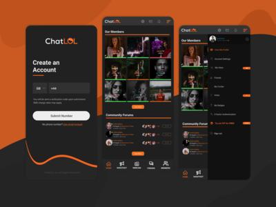 ChatLOL Mobile App