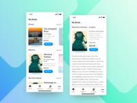 Ebook App UI
