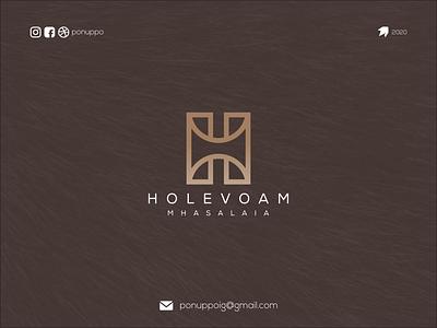 H LOGO logos flat  design logotype letter logomaker logodesign modern logo design logo brand design awesome logo branding