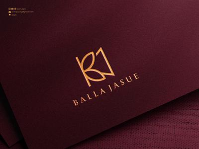 Initial BJ Logo luxury logo beauty logo jewelry logo lettering bj logo initial logo logo maker vector ui illustration logomaker logodesign modern logo design logo brand design branding