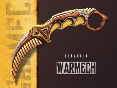 Karambit | Warmech
