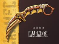 Karambit   Warmech
