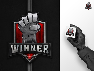 Royal Winner | Sticker