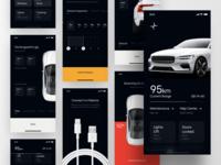 Polestar - Companion App Redesign