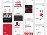 Football Federation App - Overview