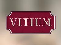 Vitium Photography Logo