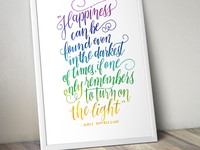 Harry Potter Printable Freebie