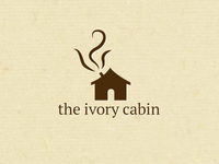 The Ivory Cabin Logo