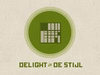 Delight in De Stijl
