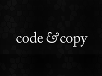 Code and Copy