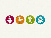 Final Fantasy Creature Icons