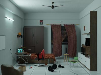 3D Interior interior design 3d render architecture