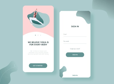 Daily Ui Challenge : Day 1