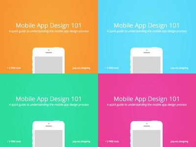 Mobile App Design 101 [Quick Guide] mobile app design ui ux design tools design process